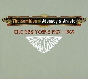 The-Zombies-Odyssey-amp-Oracle-New-CD-UK-Import
