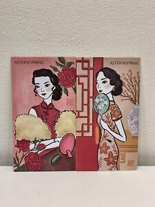 2021 Aster Spring red packet money envelope ang pow hongbao lady Cheongsam Bao