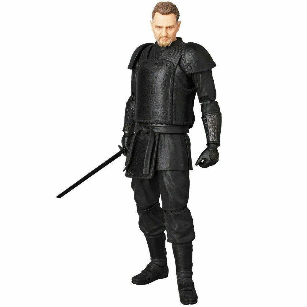 Toy Mafex 078 Dark Knight Trilogy Ras al Ghul Action Figure Medicom