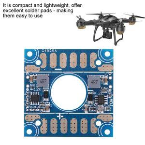 Tarjeta-de-distribucion-de-alimentacion-ESC-para-cuadricoptero-Multi-Axis-RC-Drone-GD
