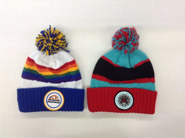 Mens and Womens 100/% Acrylic Knit Hat Cap Chicago Flag Original Ski Cap
