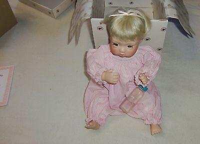 1994 The Ashton Drake Gallerie All Gone Porcellana Bambino Bambola Hallmark Nutriente I Reni Alleviare I Reumatismi