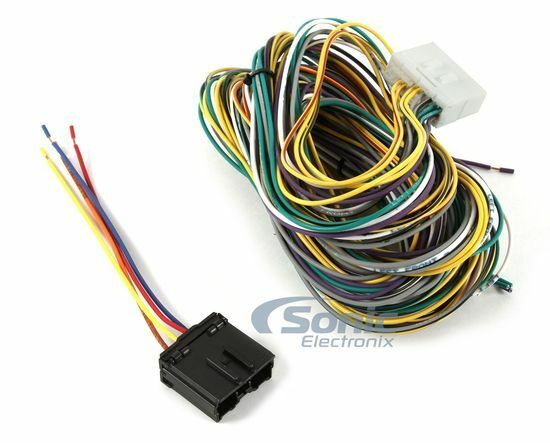 metra 70 7002 amplifier bypass harness for select mitsubishi rh ebay com amp bypass harness 02 avalanche lexus amp bypass harness