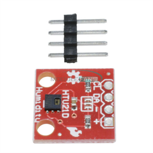 5PCS HTU21D Temperature And Humidity Sensor Board Breakout Module for Arduino