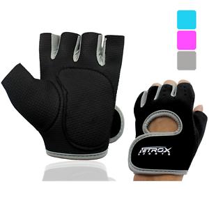 Fitneß Handschuhe Gloves Trainingshandschuhe Fitnesshandschuhe für Herren Damen