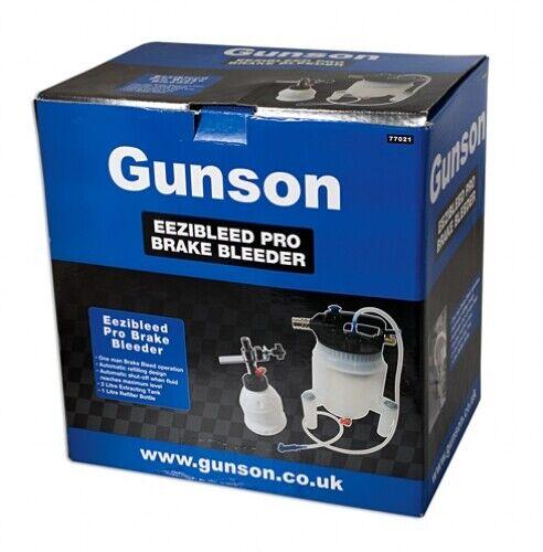 Gunson 77021 Eezibleed Pro Brake Bleeder