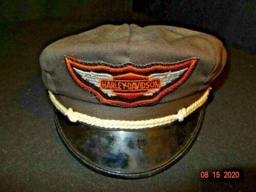 Vintage Harley Davison Captain Hat Knucklehead, Pa
