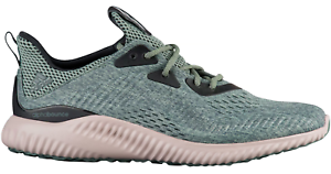 adidas-ALPHABOUNCE-EM-Mens-UTILITY-IVY-TRACE-GREEN-GREY-BB9042-Sizes-7