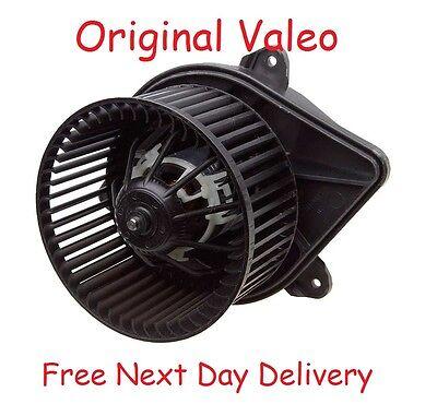 D2P HEATER BLOWER MOTOR FAN FOR VIVARO 7701208225