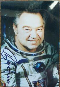 Soyuz 17 26 T-14 Georgy Grechko original signed photo, Space, Sojus G. Gretschko