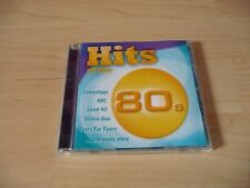 CD Hits of the 80s: Camouflage Tears for Fears Nik Kershaw Cameo Yello Rainbirds