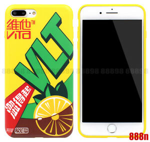 Special-Vita-Lemon-Tea-Drink-Phone-Case-For-iPhone-XS-Max-XR-X-8-7-Plus-6S-6