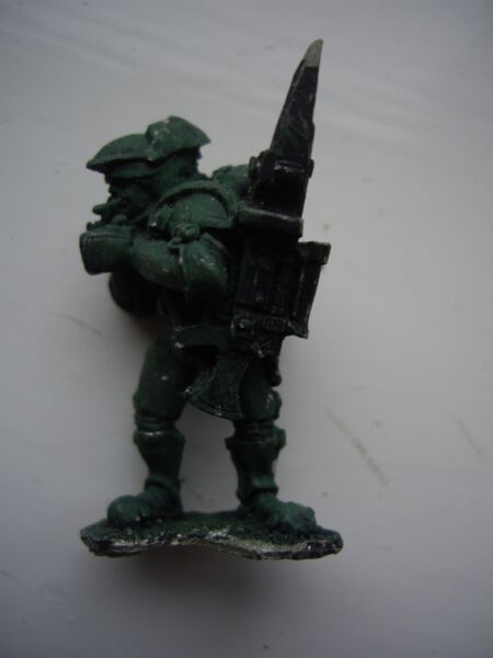 Di Larghe Vedute 28mm Science Fiction Infantry Character For Sci Fi Wargames Impermeabile, Resistente Agli Urti E Antimagnetico