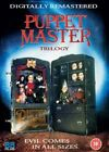 Pupper Master Trilogy (DVD, 2014, 3-Disc Set, Box Set)