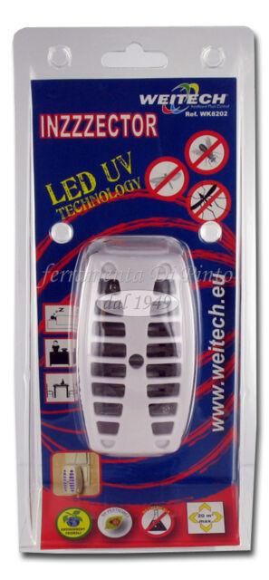Bolardo Repelente los Mosquitos Lámpara UV Eléctrico Vuela Insectos