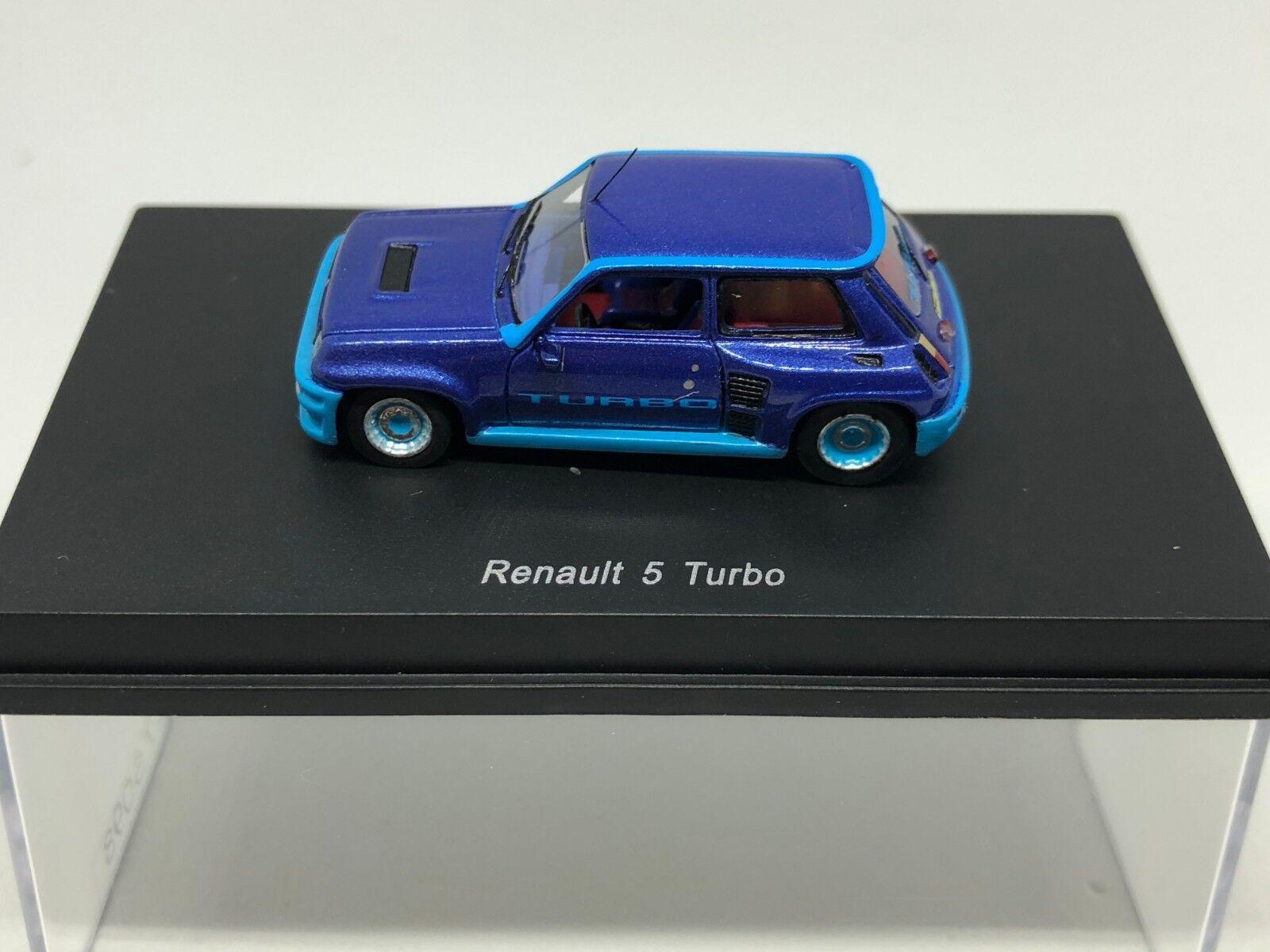 Spark 1 87 Renault 5 Turbo