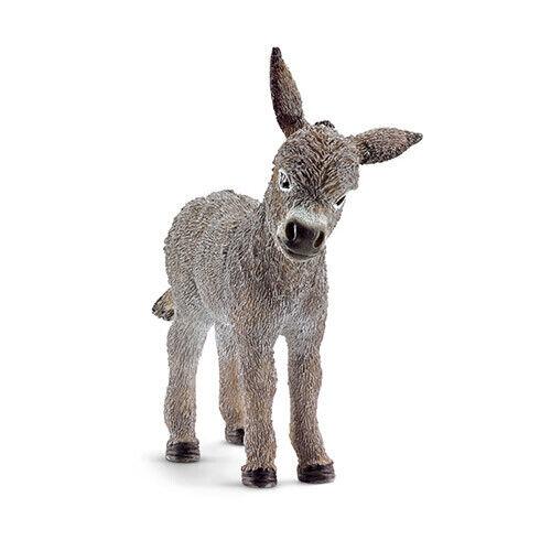 Schleich Farm World Esel 13772 Fohlen 13746 Bauernhoftiere Spielfiguren NEU