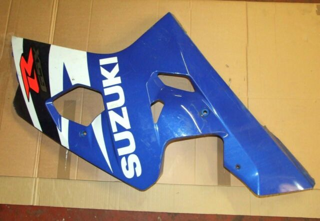 Suzuki GSXR600 K4 K5 Right Front Fairing Panel Cover GSXR 600 750 Blue 94471-29G