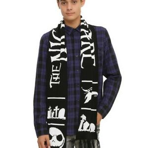 Disney: The Nightmare Before Christmas Scarf Free Shipping 13 by ...