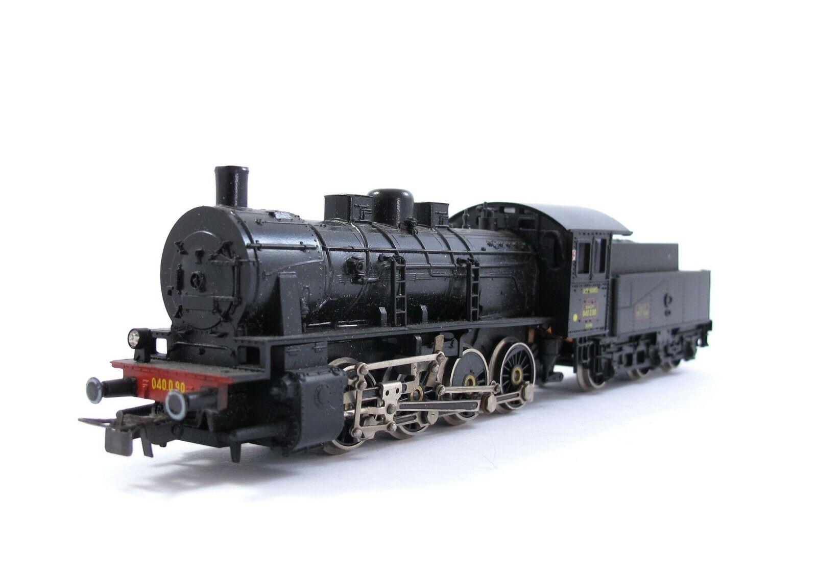 Piko Dampflok 040.D.90 SNCF 36 090  Spur H0