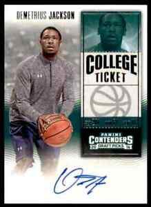 2016-17-Panini-Contenders-Draft-Picks-Demetrius-Jackson-College-Ticket-RC-Auto