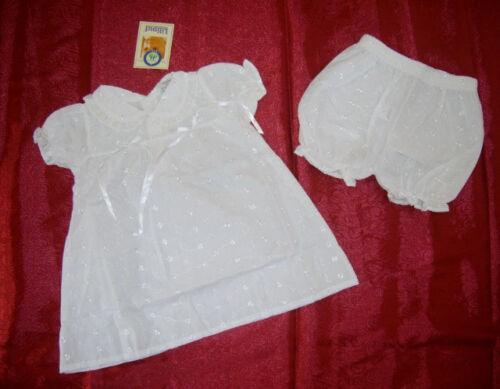 et 74 neuf Liliput Baby taufkleidchen Avec Pantalon Taille 56,62,68