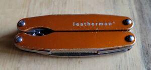 Leatherman Juice S2 Flame Orange Multitool | Folding Pliers Knife Scissors EDC