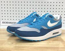 sports shoes 3aa11 2b344 item 4 Nike Air Max 1 One Grey White Light Blue Running Shoes Sz 9  AH8145-002 -Nike Air Max 1 One Grey White Light Blue Running Shoes Sz 9  AH8145-002