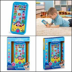 WowWee Pinkfong Baby Shark Smartphone Preschool Musical ...