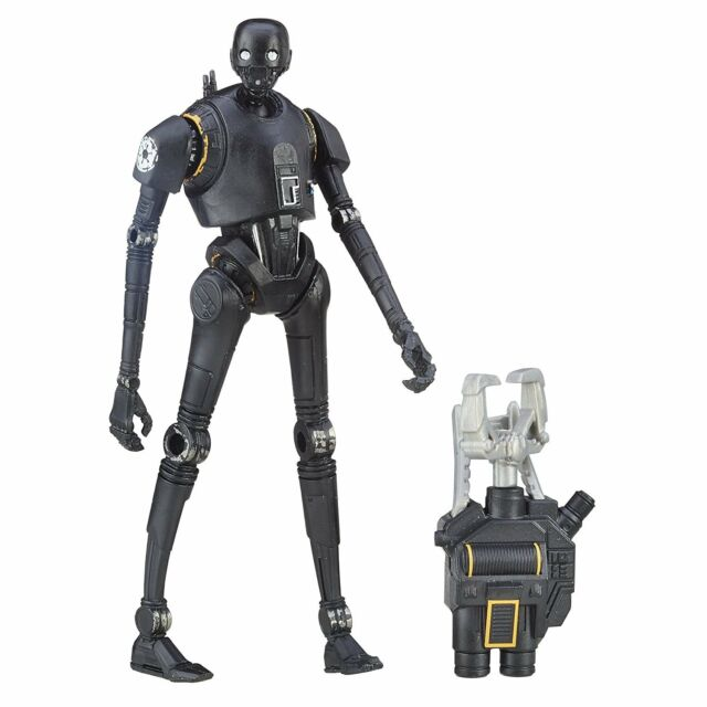 Hasbro Disney Star Wars Rogue One 3 3//4 polegadas Boneco de ação K-2SO