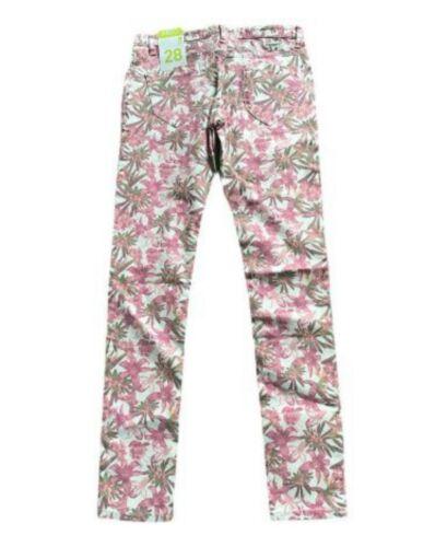 28r neo 4052554206380 Floral Bag jeans Bnwt In z66740 28x32 new ajustados bnwt para mujer Adidas 650qwxn