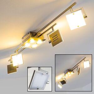deckenleuchte led design wohn zimmer leuchten flur strahler k chen lampen spots ebay. Black Bedroom Furniture Sets. Home Design Ideas