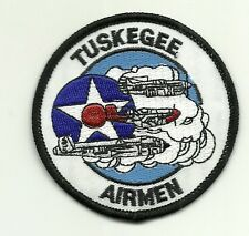 TUSKEGEE AIRMEN RED TAILS Air Force PATCH