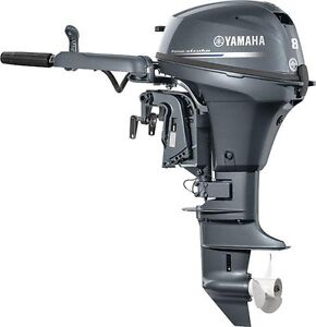 Brand new yamaha f8smhb outboard motor engine lowest price for Yamaha 6hp outboard motor