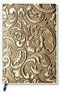 Premium Book Metallic Ornament - Notizbuch - liniert - (12 x 17) (2010, unbekannt)