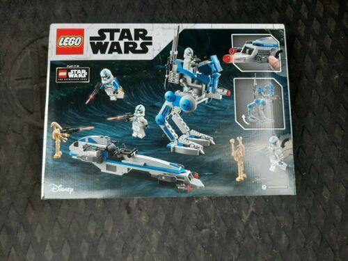 Lego Star Wars 501st Legion Clone Troopers Set 75280 BNISB