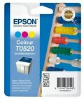 Epson T0520 Original 3 Colours Ink Cartridge C13t05204010