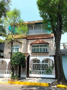 8276-RCV, casa en venta, Paseo de los Capulines Paseos de Taxqueña, Coyoacán.