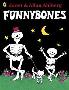 Funnybones-Paperback-by-Ahlberg-Allan-Ahlberg-Janet-Ahlberg-Janet-ILT
