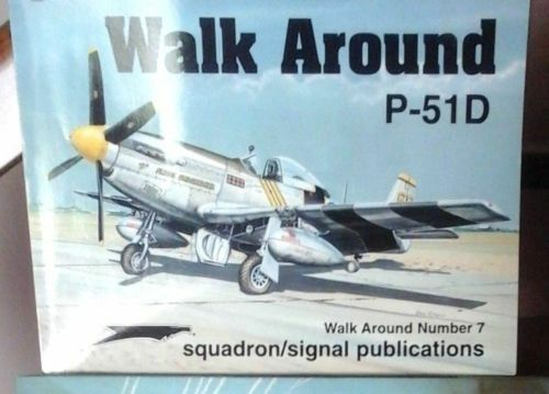 popolare SQUADRON SIGNAL WALK AROUND N.7-P-51D MUSTANG-BY LARRY LARRY LARRY DAVIS  vendita outlet online
