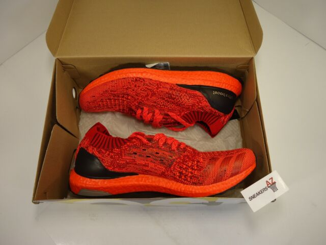 Adidas Ultra Boost Uncaged Triple Red DS New Size 12 BB4678 + Receipt