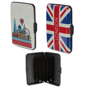 Contactless-Protection-Credit-Card-Holder-Wallet-London-Icons-Union-Flag