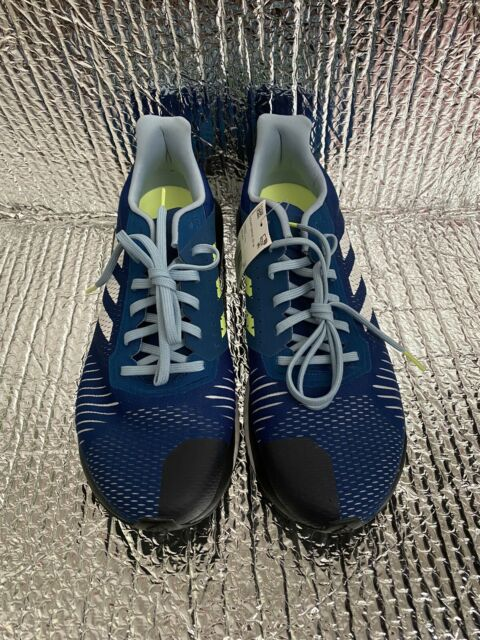 ADIDAS Solar Drive ST Boost Running Shoes Men's Sz 12 Marine/White/Grey D97453