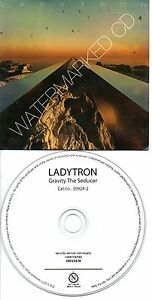 LADYTRON-GRAVITY-THE-SEDUCER-RARE-PROMO-CD-IN-CARD-PS