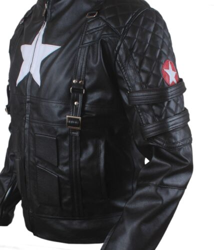 New Captain America Steve Roger Chris Evans Jacket