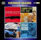 Four Classic Albums (herbie Mann With The Wessel Ilcken Trio / Su. 5022810305521