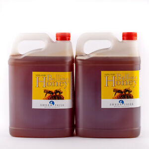 Ballina-Honey-14kg-Pure-Raw-Unprocessed-Honey-Bulk-Buy-Pack