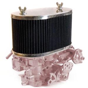 Carburetor-AIR-FILTER-100mm-4-034-cleaner-for-WEBER-32-36-DGV-38-DGS