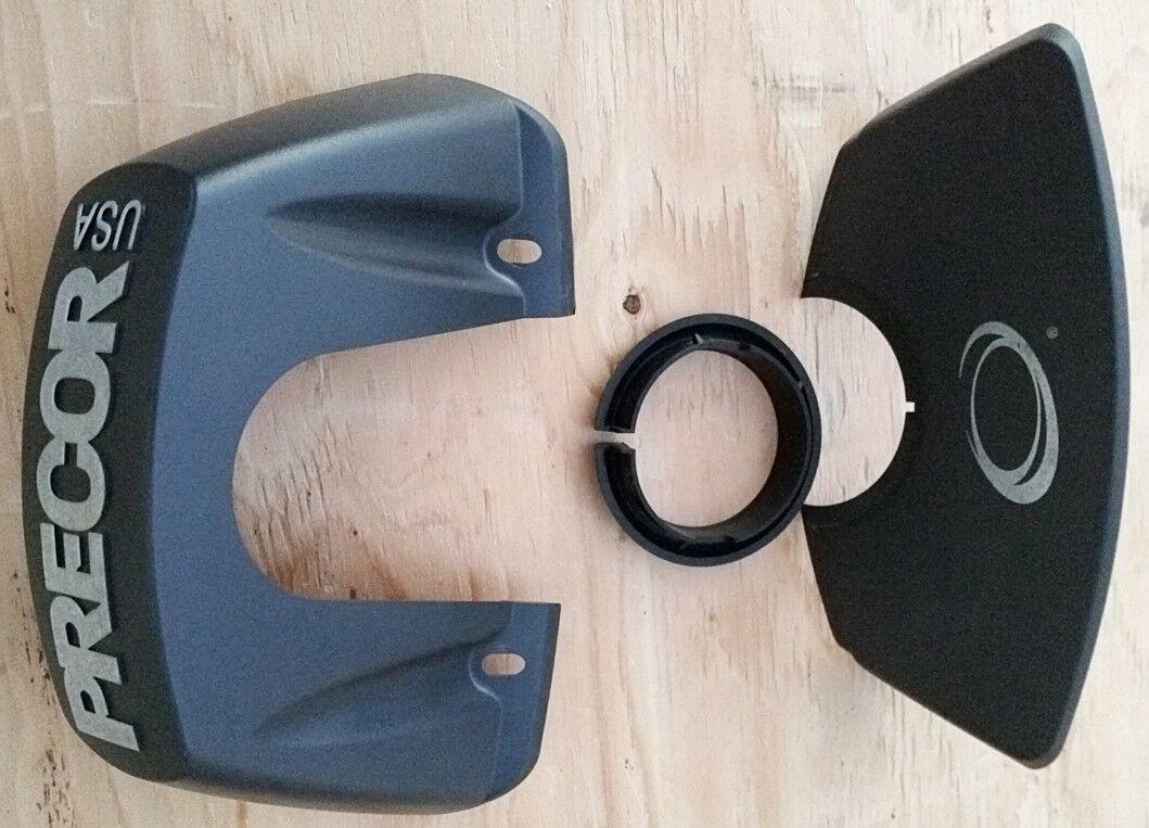 Precor EFX556 parte S-Completa estacionario Mango Brazo Barra cara cubierta y hardware
