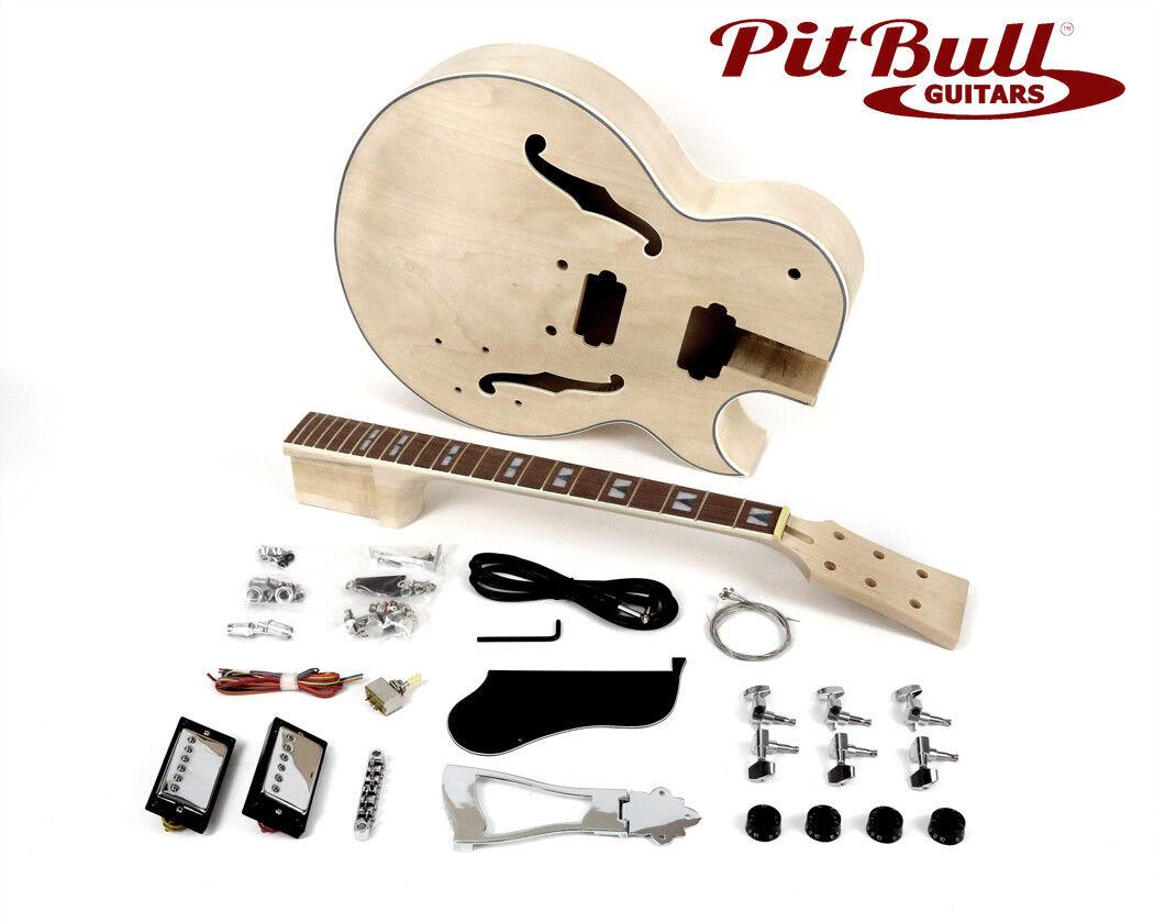 Pit Bull Guitars ES-3 Electric Guitar Kit